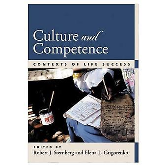 Kultur och kompetens: sammanhang av livet framgång