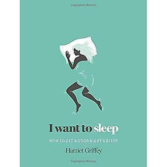 Jag vill efter sömn: Hur att få en god natts sömn