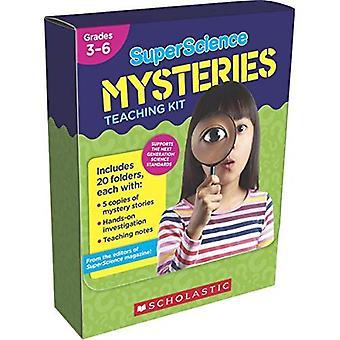 Superscience Mysteries Kit: 20 Whodunits met Hands-On onderzoeken om te helpen bij het oplossen van de geheimen