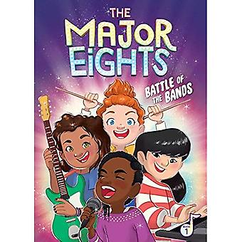 The Major Eights 1: Battle� of the Bands (Major Eights)