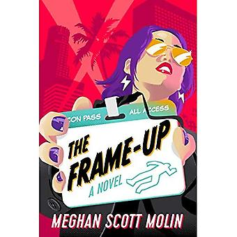 The Frame-Up (The Golden Arrow Mysteries)