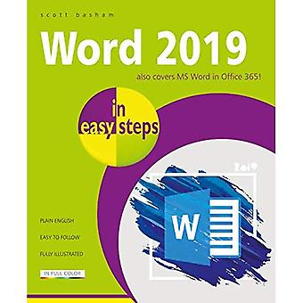 Word 2019 in easy steps (In Easy Steps)