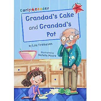 Grandad's Cake and Grandad's Pot (Early Reader)