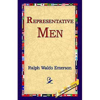 Représentant des hommes par Emerson & Ralph Waldo
