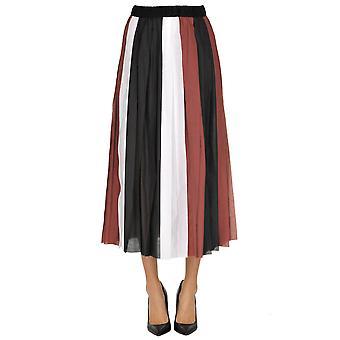 Falda de algodón Multicolor ALYSI