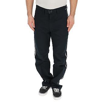 Pantalón de poliéster negro de Vans