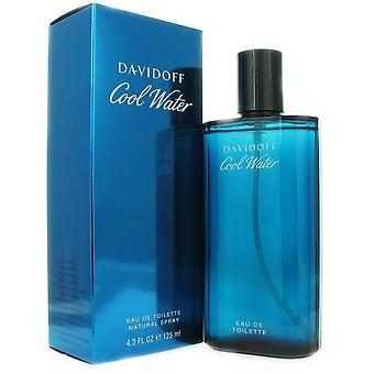 Cool water men by davidoff 4.2 oz 125 ml eau de toilette spray
