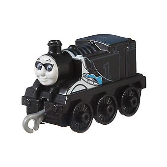 Thomas and Friends FXX08 Track Master Push Along Die-Cast Secret Agent Thomas