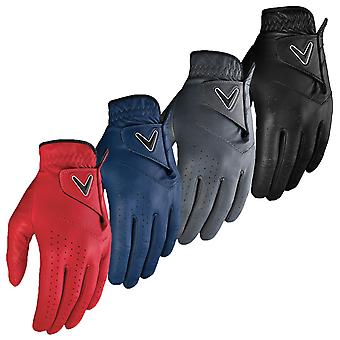 Callaway Golf Mens 2019 Opti Colour MLH Golf Glove