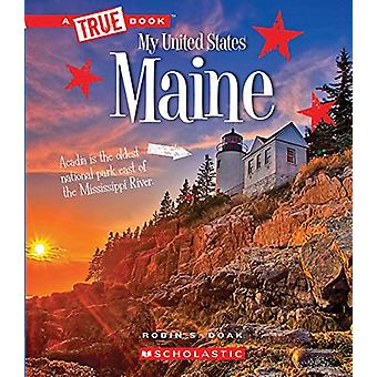 Maine by Robin S. Doak - 9780531231661 Book