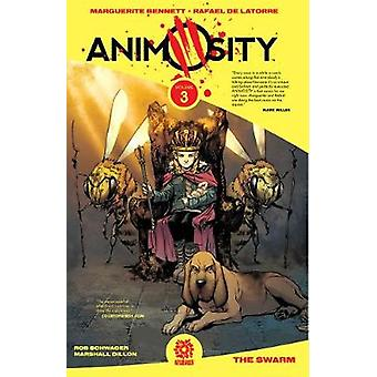 ANIMOSITY VOL. 3 by ANIMOSITY VOL. 3 - 9781935002567 Book