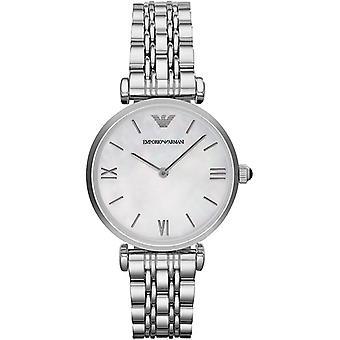 Emporio Armani Ar1682 Women's Gianni Stainless Steel Bracelet Watch