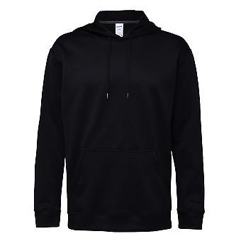 Gildan mens prestaties technische aantrekkoordje hoodie trui