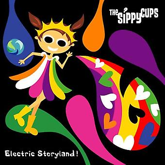 Sippy Cups - elektrische Storyland [CD] USA importeren
