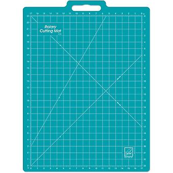 Gridded Rotary Mat With Handle 18