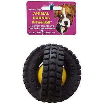 Small Animal Sounds X-Tire Ball- XTA3