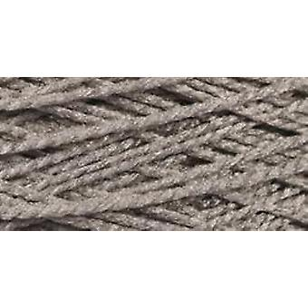 Needloft Craft Yarn 20 Yard Card Gray 510 38