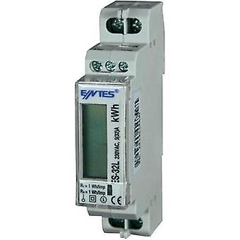 Electricity meter (AC) digital 32 A MID-approved: Yes ENTES ES-32L MID