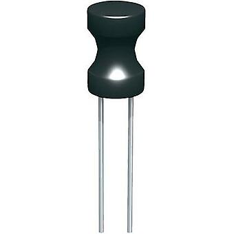 Inductor + heatshrink Radial lead Contact spacing 5 mm 33 µH 0.08 Ω 1.35 A Fastron 09P-330K-51 1 pc(s)