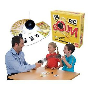 Goliath Tic Tac Boom (Toys , Boardgames , Knowledge)