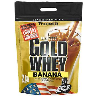 Weider Whey Gold Banana (Sport , Proteins)