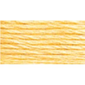 DMC Satin Floss 8.7yd-Light Yellow 1008F-S745
