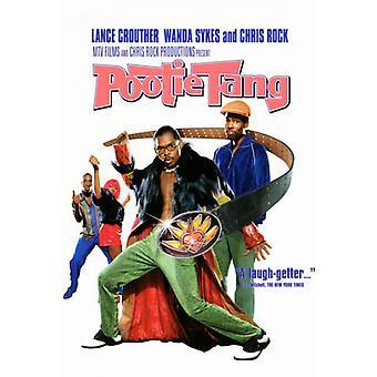 Impresión de póster de película Pootie Tang (27 x 40)