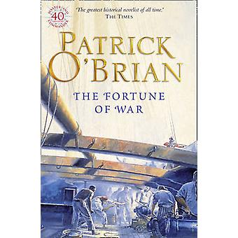 The Fortune of War by Patrick OBrian