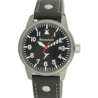 Aristo gentlemen Messerschmitt flying watch titanium ME 68Ti