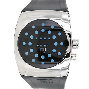 The one binary watch mens watch screw me watch - SW102B3