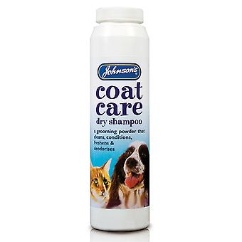 Jvp Dog & Cat Coat-care Dry Shampoo 85g (Pack of 6)