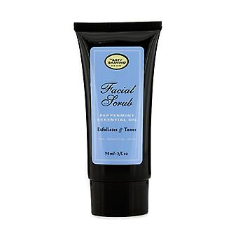 The Art Of Shaving Facial Scrub - Peppermint Essential Oil (For Sensitive Skin) 90ml/3oz