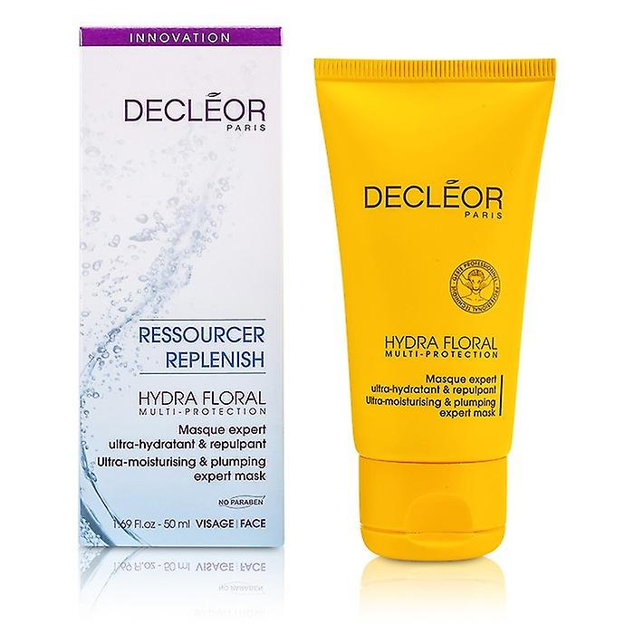 DECLEOR Hydra Floral Ultra-Hydratant & repulpant Expert masquent 50ml / 1.69 oz