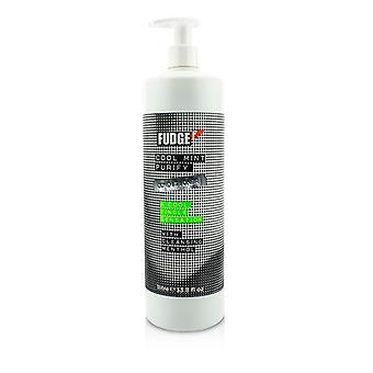 Fudge Cool Mint Purify Conditioner (A Cool Tingle Sensation) 1000ml/33.8oz