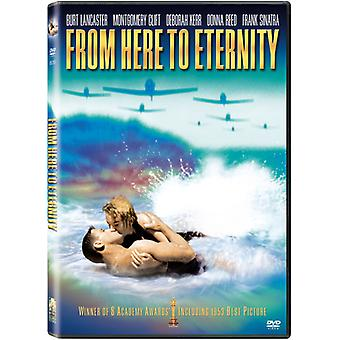 From Here to Eternity [DVD] USA import