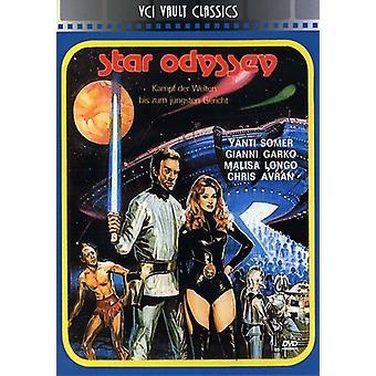 Stjerne Odyssey (1979) [DVD] USA importerer