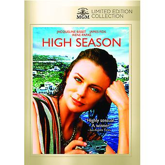 High Season [DVD] USA import