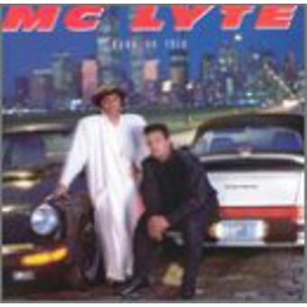 MC Lyte - øjne på [CD] USA importen