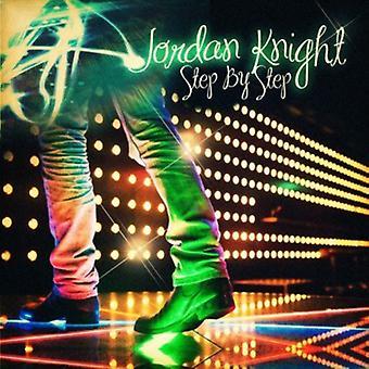 Jordan Knight - importation USA [CD] étape par étape