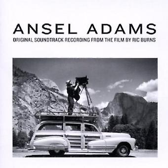 Brian Keane - Ansel Adams (Original Soundtrack Recording) [CD] USA import