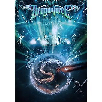 Dragonforce - In the Line of Fire Larger Than Life [DVD] USA import
