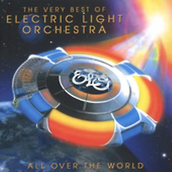 Electric Light Orchestra - All Over the World: The Very Best of Elo [CD] USA import