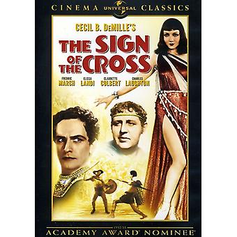 Sign of the Cross, the [DVD] USA import