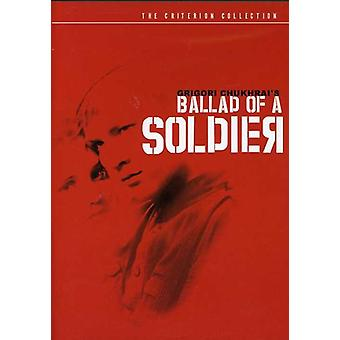 Ballad of a Soldier [DVD] USA import