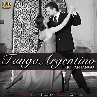 Trio Pantango - Tango argentin [CD] USA import