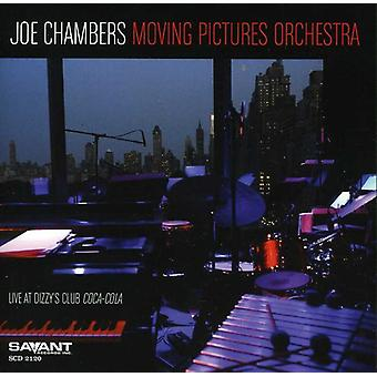 Joe Chambers - Joe Chambers Moving Pictures orkester [CD] USA import