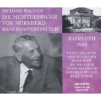 R. Wagner - Meistersinger Von Nurnberg [CD] USA import