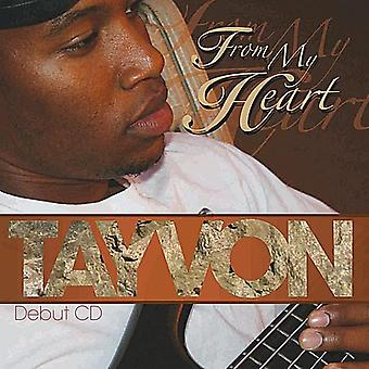 Tayvon - Debut CD From My Heart [CD] USA import