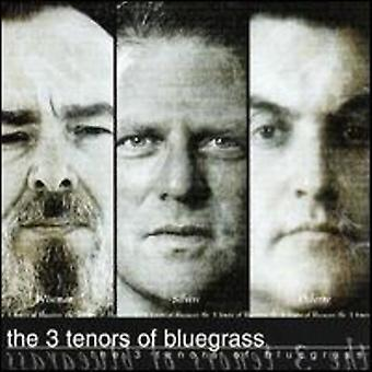 Wiseman/Silvers/Osborne - 3 Tenors of Bluegrass [CD] USA import