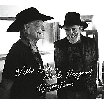 Nelson, Willie / Haggard, Merle - Django & Jimmie [CD] USA import